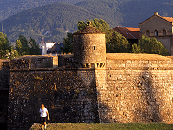 Jaca. Castle of San Pedro (St Peter) or Citadel. 16th century
