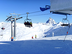 ASTUN Ski Resort