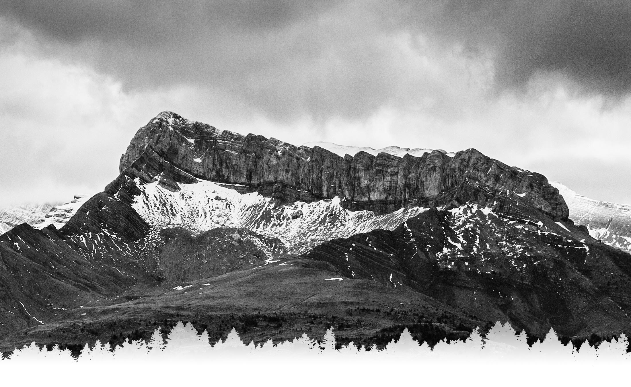 Nieve y deportes de invierno en La Jacetania