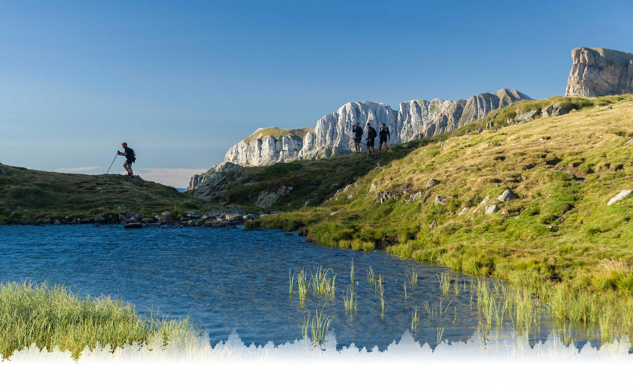 Monta�a, aventura, turismo familiar y actividades en La Jacetania